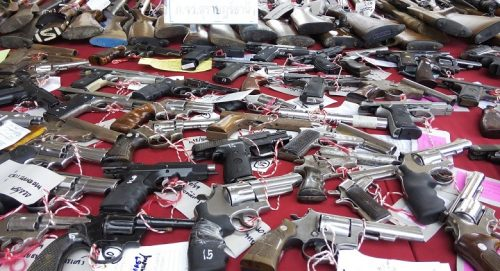 """Farang Community """"Up In Arms"""" About New Firearms Regulations"""