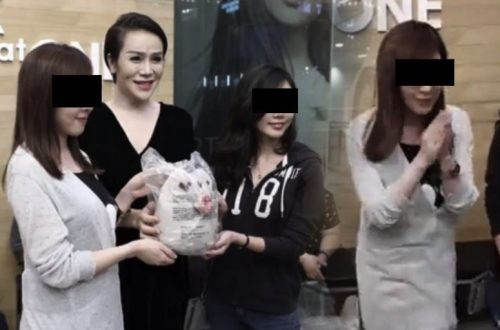 Hairdresser Drama As Altercation Causes International Incident