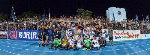 Buriram United League Appearances And Goals 2017