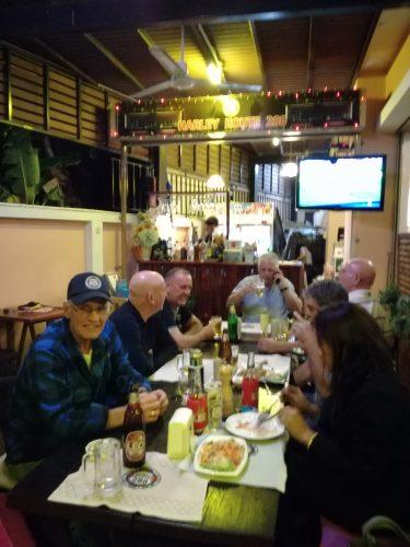 Chang Party Night At Buriram's Harley Route 288 Bar