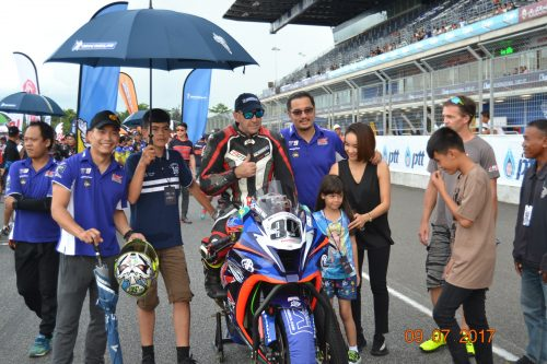 PTT BRIC Superbikes At Chang International Circuit This Weekend