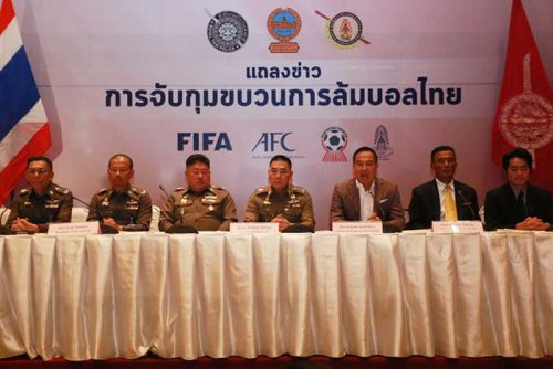 Match-Fixing Allegations In Thai League One Rock Domestic Football