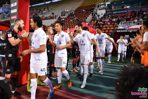 Another Happy Away Day For Buriram At Bangkok United