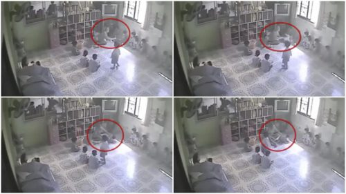 More Sickening Violence In Thai Kindergarten