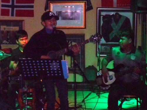 Another Rocking Night At Paddy's Irish Bar In Buriram