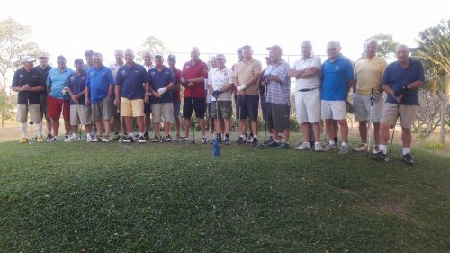 Buriram Golf Society's Captain Colin Bradwell's Golf Day
