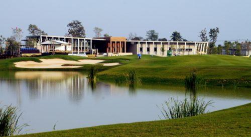 Golf Trip To Khon Kaen For Buriram's Graham, Mike and Bill