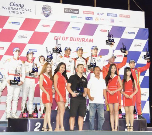 Asian Le Mans Series Race Day At Buriram Chang International Circuit