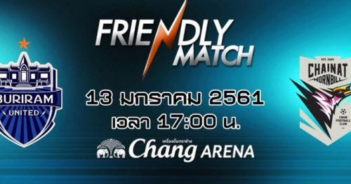 Upcoming Buriram United Matches