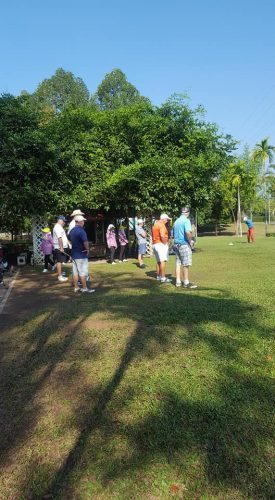 Buriram Golf Society Blitz Khon Kaen……..AGAIN !
