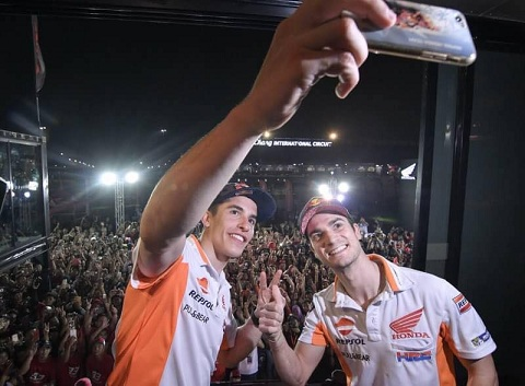 """Thank you for coming"" – why MotoGP found itself smiling in Thailand"