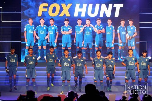 Ten Young Thai Footballers Beat The Odds To Earn Dream Trip To UK