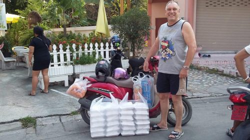 "Charitable Reiner Abele Is Much More Than Just ""The Kindest German In Thailand"""