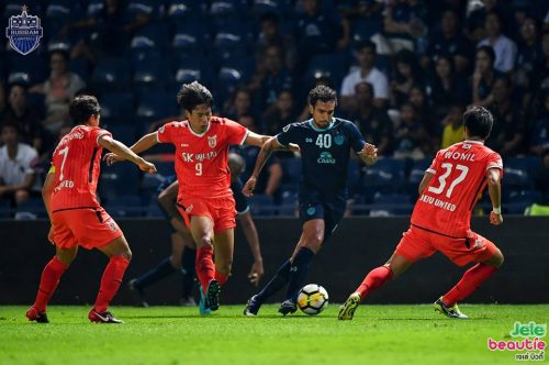 Buriram Caught Out In Slack Opening And Face A Huge Task To Qualify For Knock-Out Stage Of Champions League