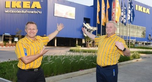 "IKEA ""Unpacks"" New Plan To Open Ten More Stores In Thailand"
