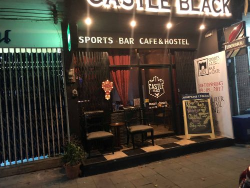 Game Of Thrones Comes To Buriram In The Form Of Castle Black Bar