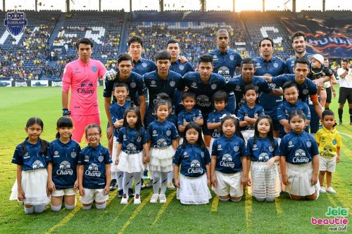 Buriram Come Good In Second-Half Against A Useful Thai Port Side