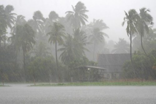 Weather Agency Warns Public Of Tropical Storm
