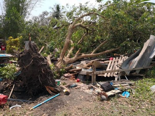Summer Storms Kill 5 And Damage 3,578 Homes In A Week-More To Come On Tuesday