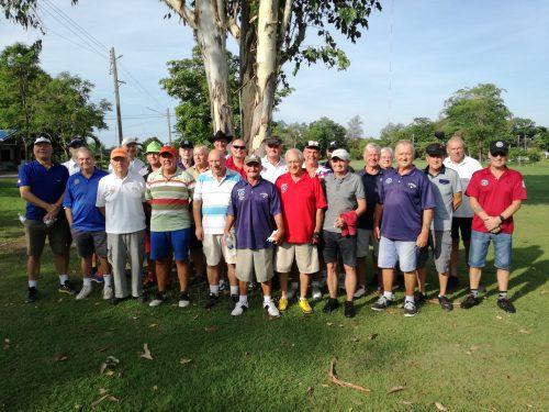 Buriram Golf Society Hold Their Latest Invitational Texas Scramble