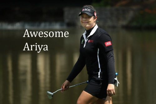 Ariya Digs Deep To Claim Biggest Prize In Women's Golf