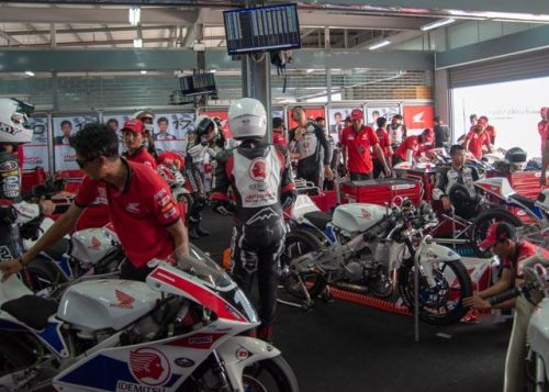 PTT BRIC Superbike Report – Day 1 At Chang International Circuit