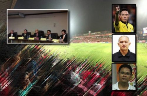 Prosecutions To Go Ahead In Thai League 1 Match Fixing Scandal