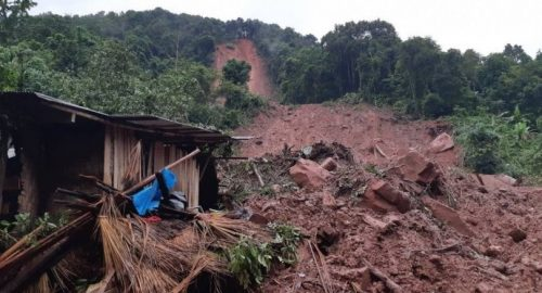 Isaan Hit By Heavy Flooding With Two More Storms To Come