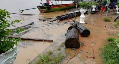 Rising Mekong Triggers More Fears Of Devastation
