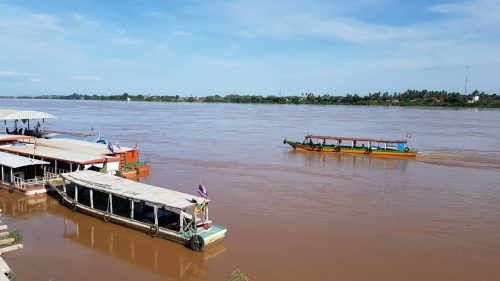 Mekong River Rises Nearly Two Metres Overnight