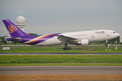 Thai Airways Rated As Best Economy Airline In The World