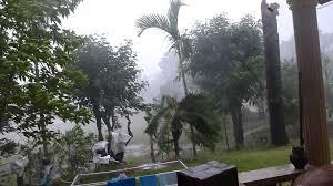 Heavy Rains Warning Until July 19