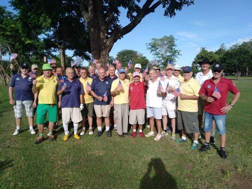 Buriram Golf Society Independence Day Texas Scramble