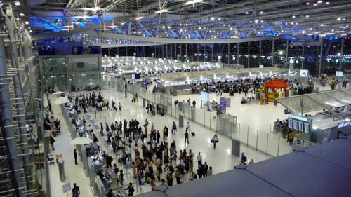 Less Europeans Coming To Thailand Than Expected Report AOT
