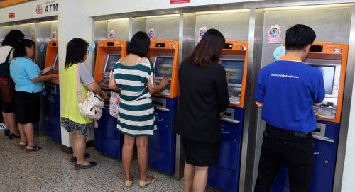 Thai Banks Prepared For Possible Global ATM Attacks