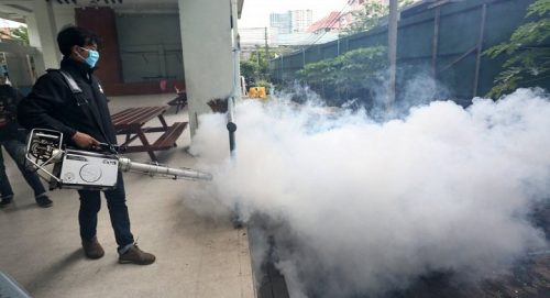 Dengue Fever Infections Rise During Rainy Season