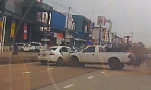 Shots Fired During High-Speed Car Chase As 16 Year-Old Drug Dealer Taken Down In Khon Kaen