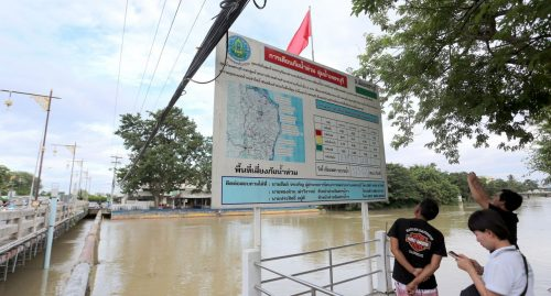 Disaster Warnings As Storm Raises Flood Threat In 37 Provinces