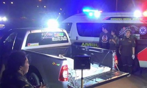 Thai Man Shoots Young Neighbour Dead Because He Wouldn't Turn Down The Music