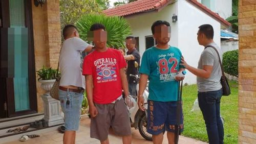 Attempted Rape As 18 Year-Old Pattaya Woman Is Tied Up And Super Glued In Her Own Home