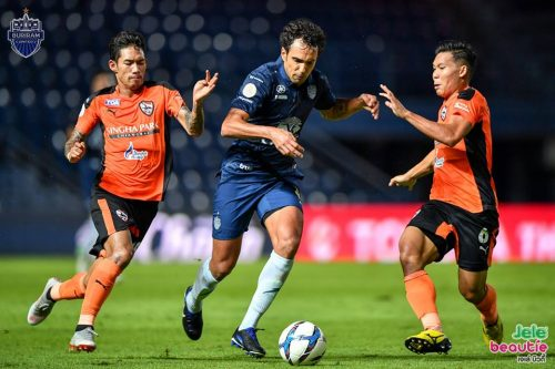 Buriram Battle To Hard Fought 1-0 Victory Over Chiang Rai