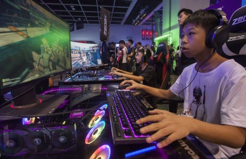 Warning Over Child Addiction To eSports In Thailand