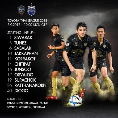 Buriram Maintain Their Lead At The Top With A Comfortable 2-0 Victory At Nakhon Ratchasima