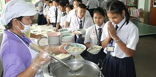 Thailand Aims To Boost Average Height With Better School Meals