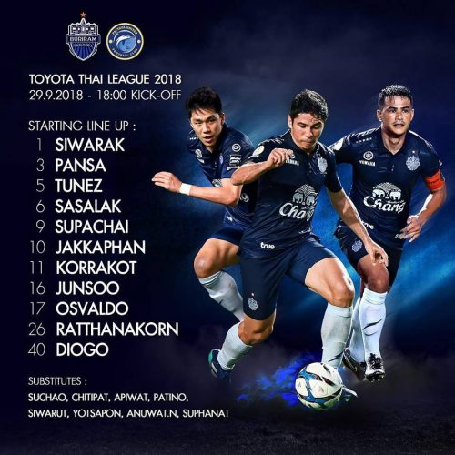 Buriram Finish The Season At The Chang Arena With A 3-0 Victory Over Hard-Working Pattaya