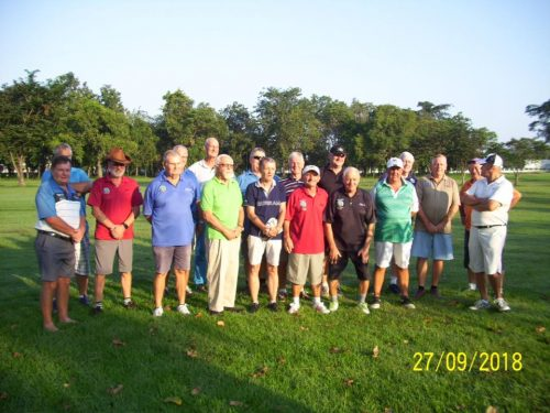 "Rest Of The World Edge Buriram Golf Society's ""Ryder Cup"" Against UK + 1"