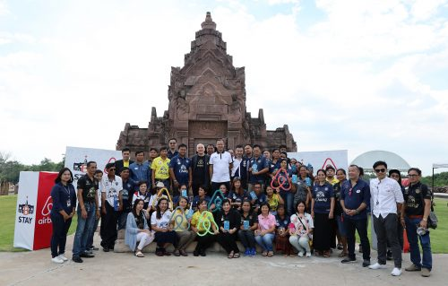 Airbnb Partners B-STAY to Promote Sports Tourism in Buriram
