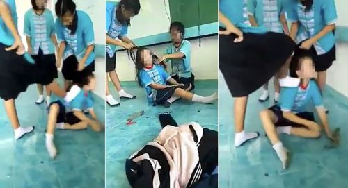Disturbing Video Shows Autistic Child Being Bullied By Older Pupils…..Time To Take Action