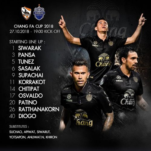 Buriram Pay For Individual Errors But Once Again Chiang Rai Show Their Unacceptable Side