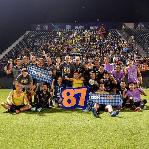 Another Record For Buriram As 1-0 Win At Ratchaburi Brings Up The 87 Points